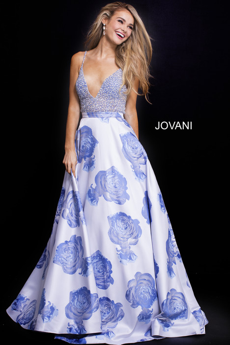 58673 gown from the 2018 Jovani collection, as seen on dressfinder.ca