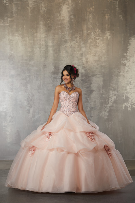 60031 (Blush) Prom                                             dress by Morilee Valencia