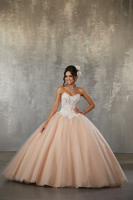 60032 (Blush) Prom                                             dress by Morilee Valencia