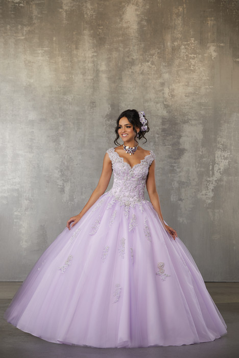 60033 (Light Purple) Prom                                             dress by Morilee Valencia