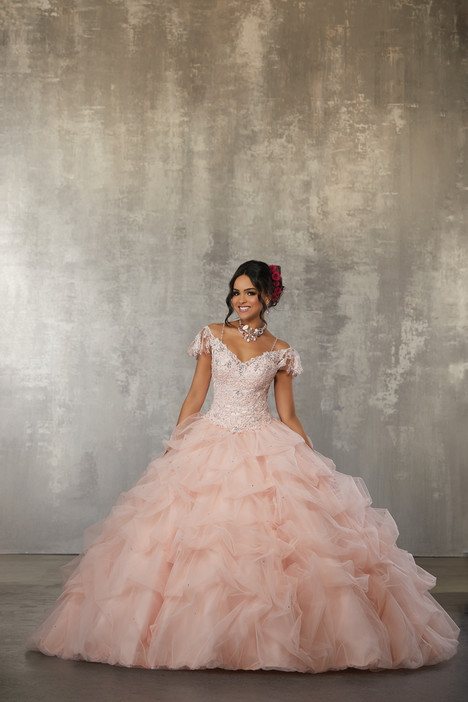 60034 (Blush) Prom                                             dress by Morilee Valencia