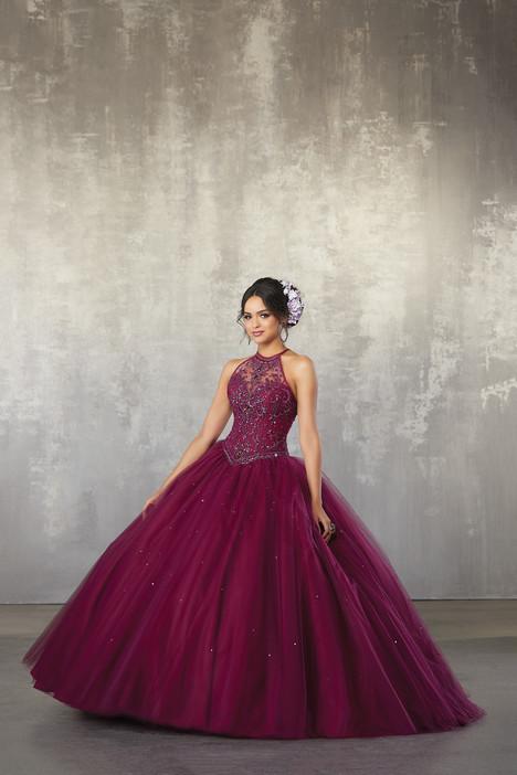 60038 (Wine) Prom dress by Morilee Valencia