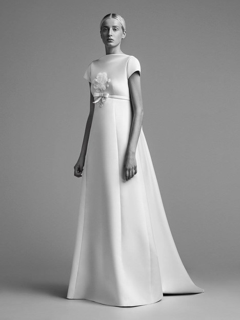 Look 22 Wedding                                          dress by Viktor & Rolf Mariage