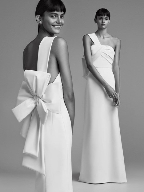 Look 3 Wedding                                          dress by Viktor & Rolf Mariage