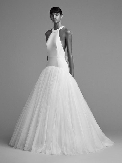 Look 4 Wedding                                          dress by Viktor & Rolf Mariage