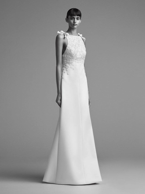 Look 6 Wedding                                          dress by Viktor & Rolf Mariage