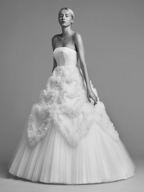Look 9 Wedding dress by Viktor & Rolf Mariage