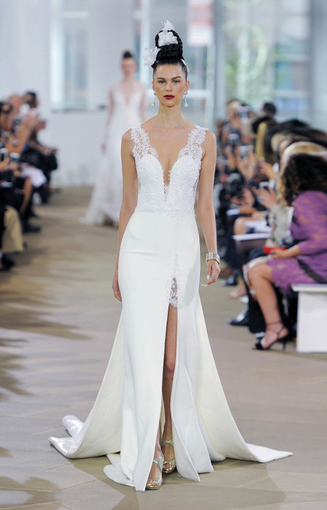 Blake Wedding                                          dress by Ines Di Santo