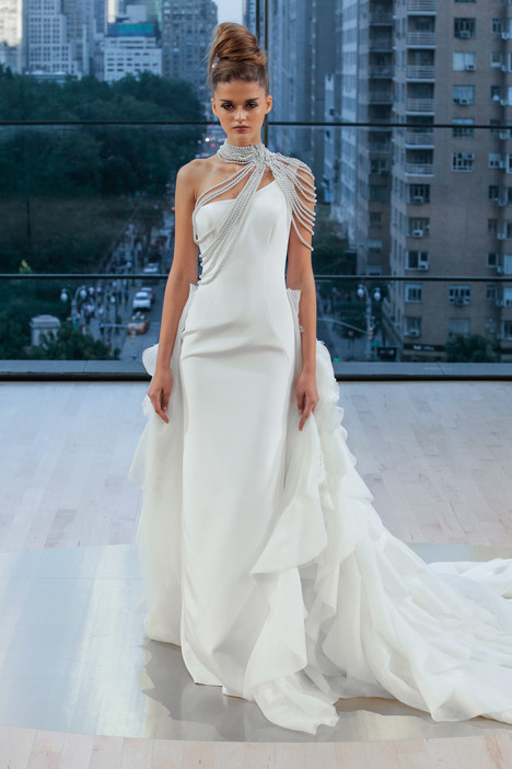 Liberty Wedding                                          dress by Ines Di Santo