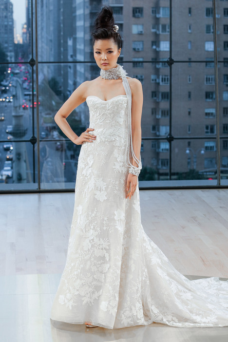 Bryant Wedding                                          dress by Ines Di Santo