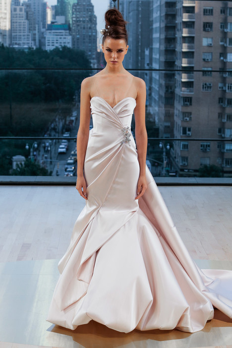 Wythe Wedding                                          dress by Ines Di Santo