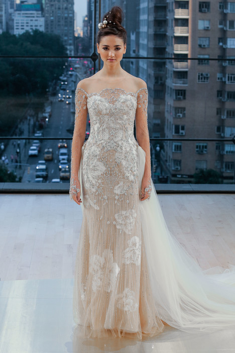 Spring Wedding                                          dress by Ines Di Santo