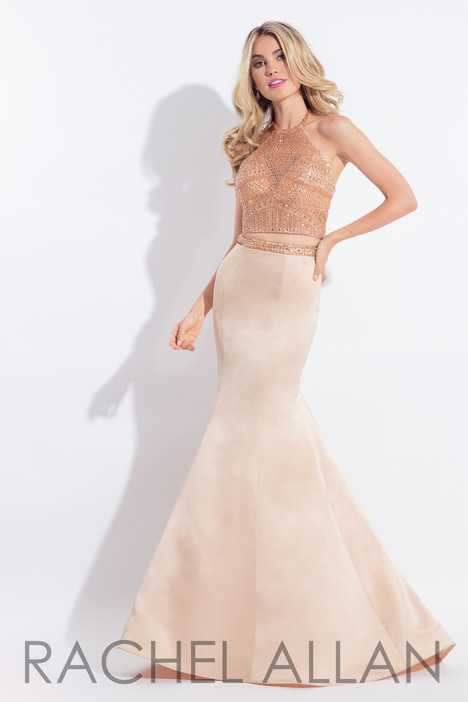 6013 (Rose Gold) Prom                                             dress by Rachel Allan