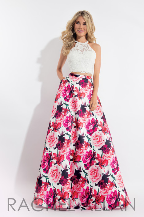 6017 (Pink) gown from the 2018 Rachel Allan collection, as seen on dressfinder.ca