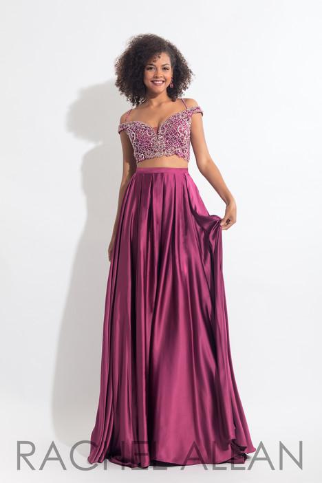 6020 (Magenta) Prom                                             dress by Rachel Allan