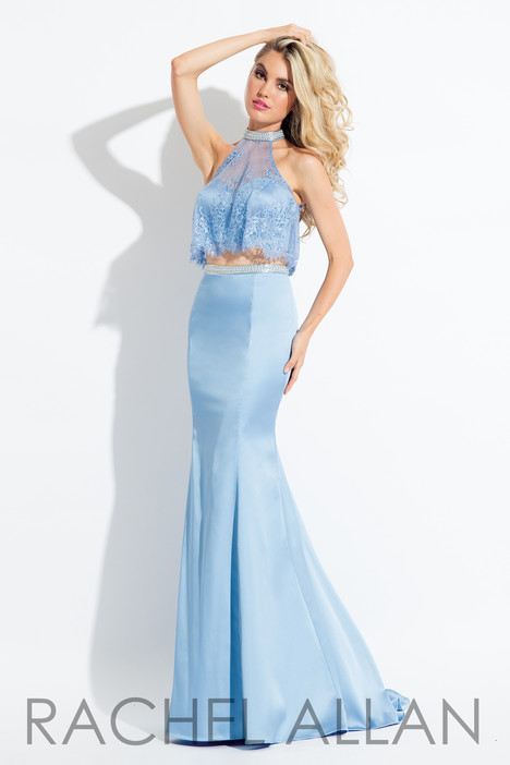 6023 (Sky Blue) Prom                                             dress by Rachel Allan