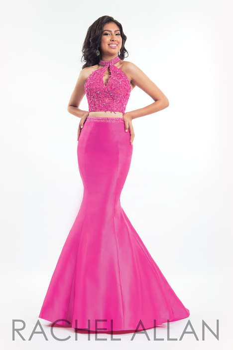 6031 (Pink) gown from the 2018 Rachel Allan collection, as seen on dressfinder.ca