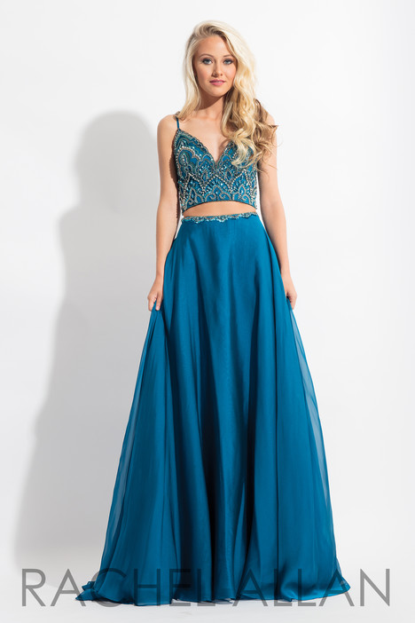 6034 (Blue) gown from the 2018 Rachel Allan collection, as seen on dressfinder.ca