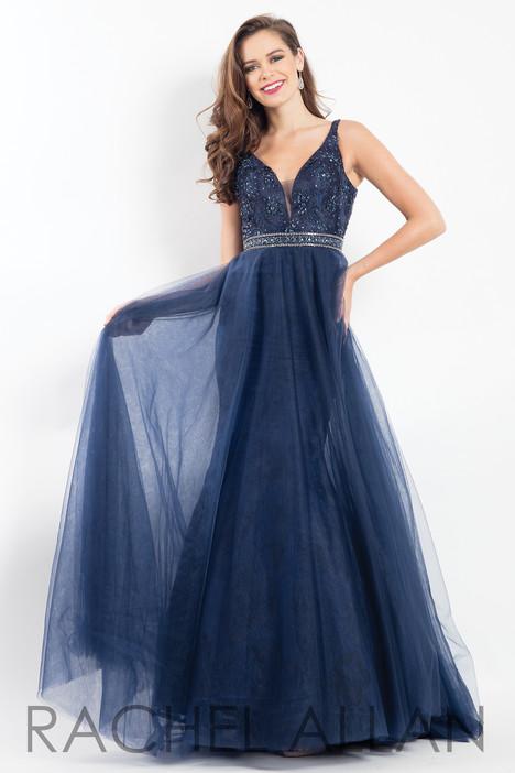 6039 (Navy) Prom                                             dress by Rachel Allan