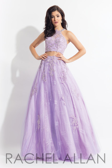 6069 (Lilac) gown from the 2018 Rachel Allan collection, as seen on dressfinder.ca