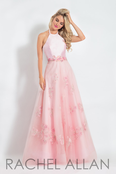6110 (Blush) gown from the 2018 Rachel Allan collection, as seen on dressfinder.ca