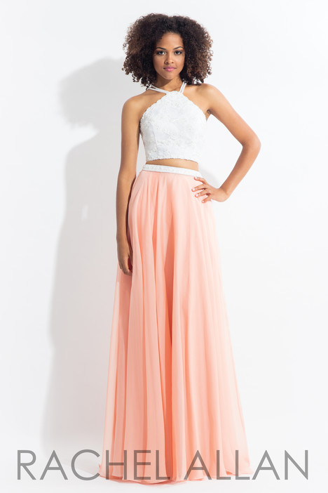 6112 (Blush) gown from the 2018 Rachel Allan collection, as seen on dressfinder.ca