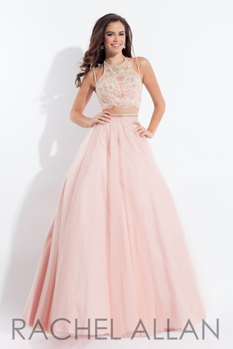 6120 (Blush) gown from the 2018 Rachel Allan collection, as seen on dressfinder.ca