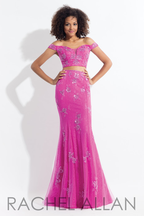 6124 (Pink) gown from the 2018 Rachel Allan collection, as seen on dressfinder.ca