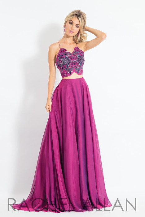6126 (Pink) gown from the 2018 Rachel Allan collection, as seen on dressfinder.ca