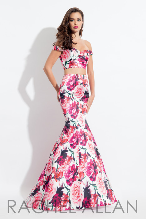 6127 (Pink) gown from the 2018 Rachel Allan collection, as seen on dressfinder.ca