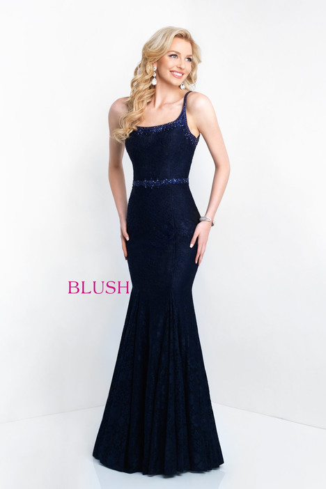 11519 Prom                                             dress by Blush Prom