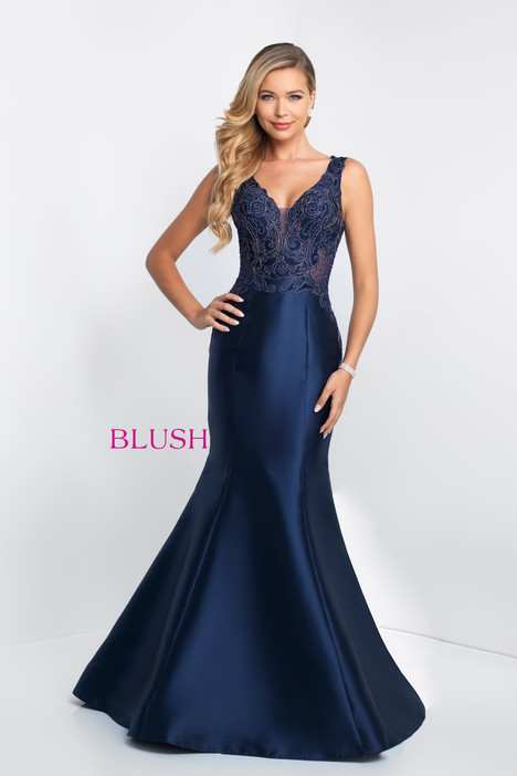 11551 Prom                                             dress by Blush Prom