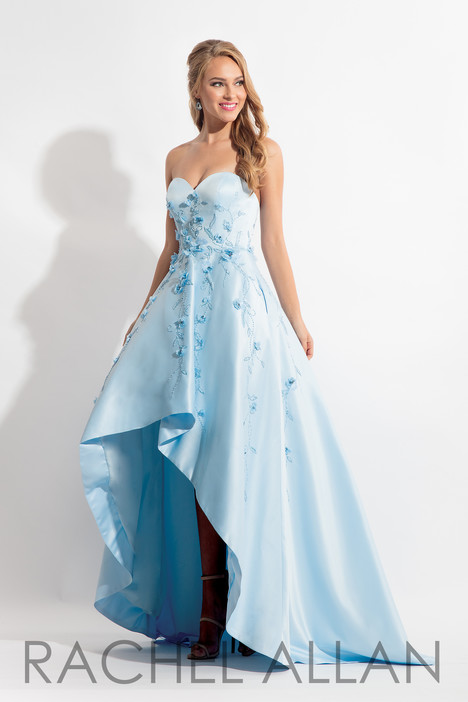 6142 (Sky Blue) gown from the 2018 Rachel Allan collection, as seen on dressfinder.ca