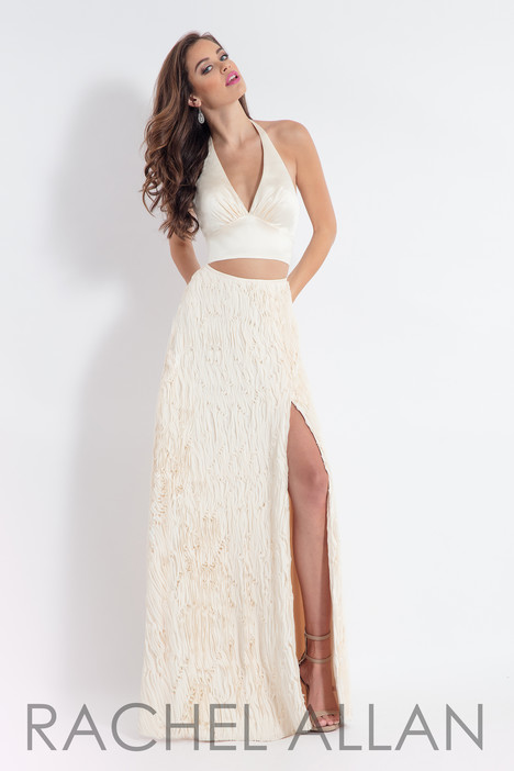 6145 (Ivory) gown from the 2018 Rachel Allan collection, as seen on dressfinder.ca