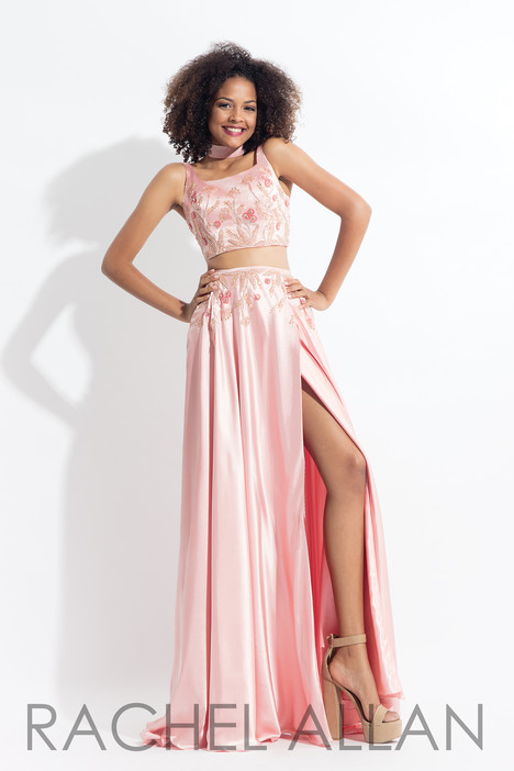 6150 (Rose Gold) gown from the 2018 Rachel Allan collection, as seen on dressfinder.ca