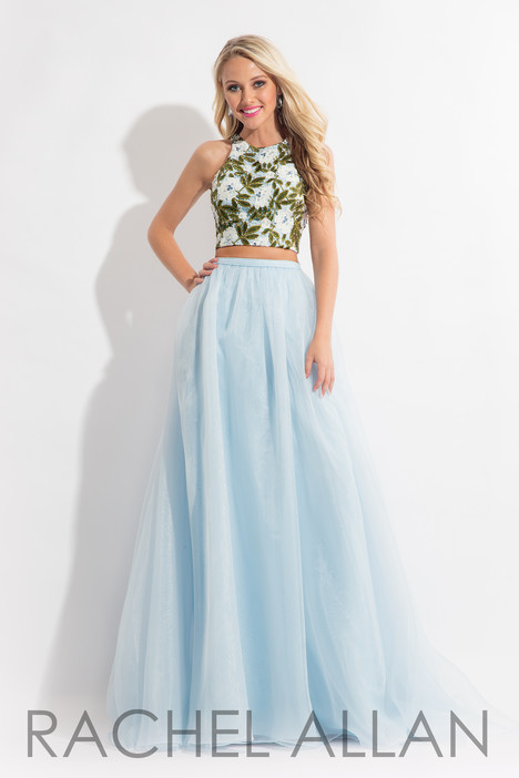 6151 (Sky Blue) gown from the 2018 Rachel Allan collection, as seen on dressfinder.ca