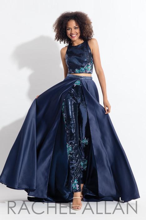6154 (Navy) Prom dress by Rachel Allan
