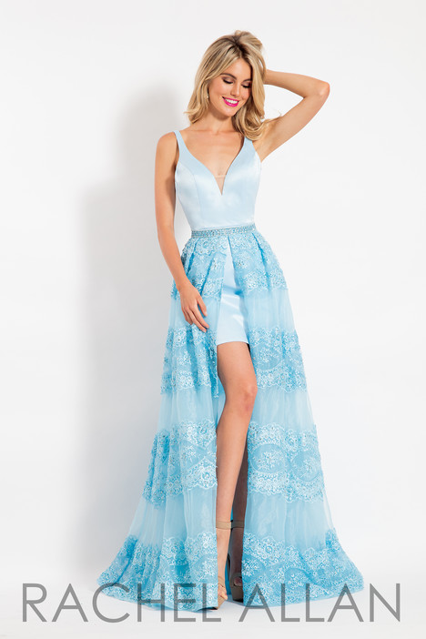 6159 (Sky Blue) gown from the 2018 Rachel Allan collection, as seen on dressfinder.ca