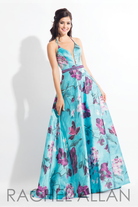 6169 gown from the 2018 Rachel Allan collection, as seen on dressfinder.ca