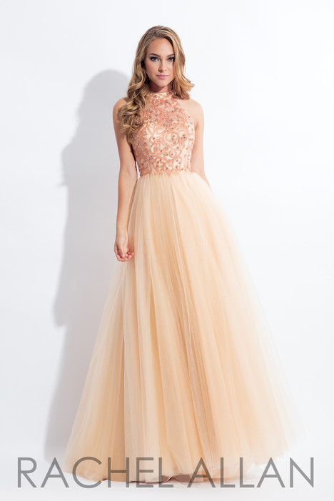 6178 (Champagne) gown from the 2018 Rachel Allan collection, as seen on dressfinder.ca