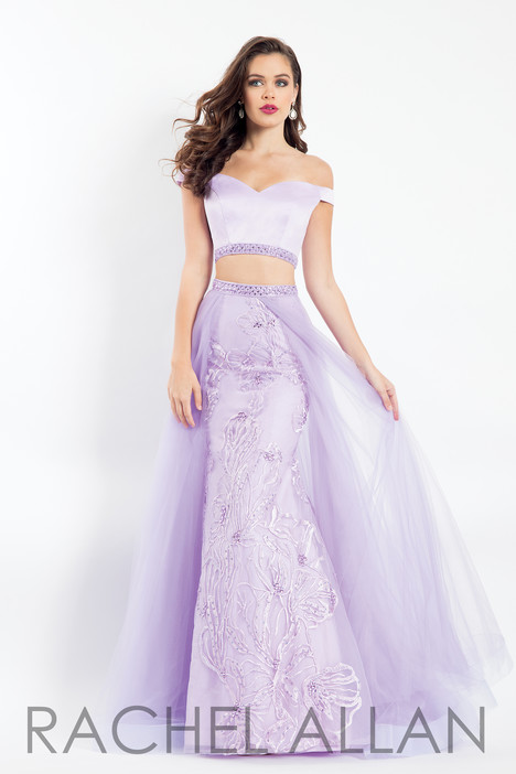 6198 (Lilac) gown from the 2018 Rachel Allan collection, as seen on dressfinder.ca