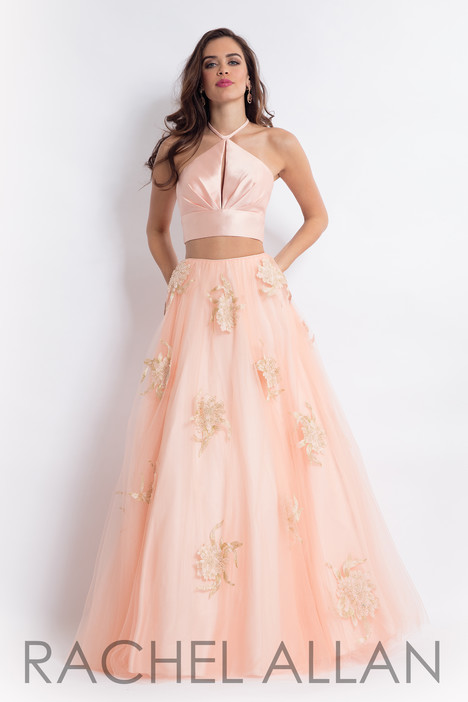 6214 gown from the 2018 Rachel Allan collection, as seen on dressfinder.ca