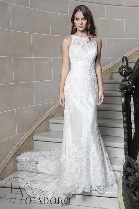 M619 (2) Wedding                                          dress by Lo' Adoro