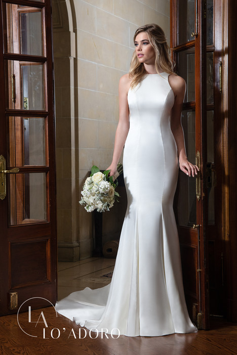 M628 Wedding                                          dress by Lo' Adoro