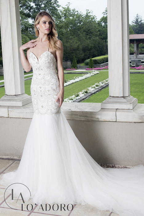 M632 Wedding                                          dress by Lo' Adoro