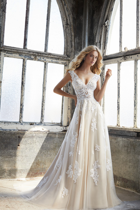 8206 Wedding                                          dress by Mori Lee: Bridal