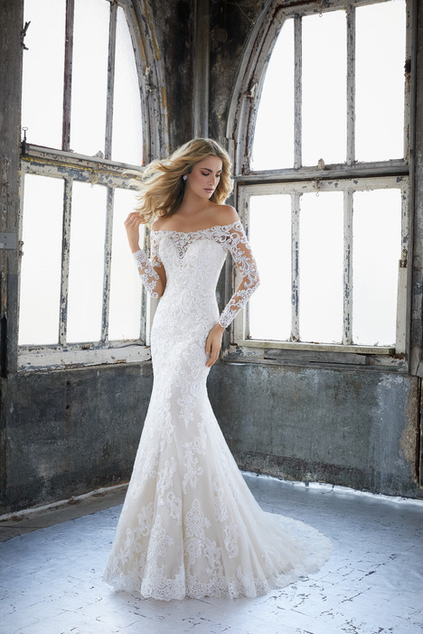 8207 Wedding                                          dress by Mori Lee: Bridal