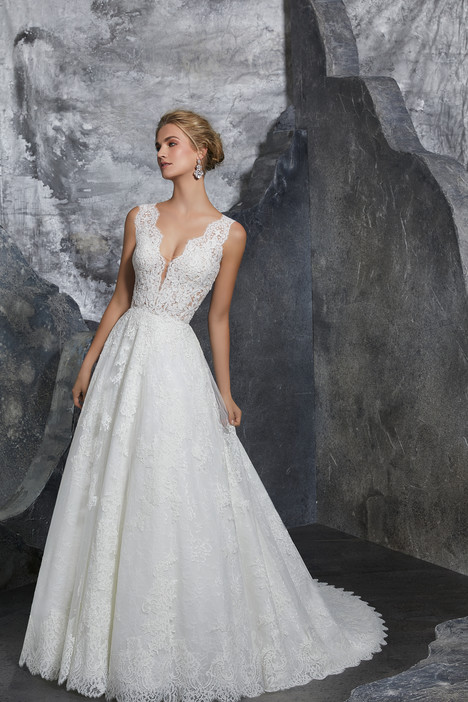 8208 Wedding                                          dress by Mori Lee: Bridal