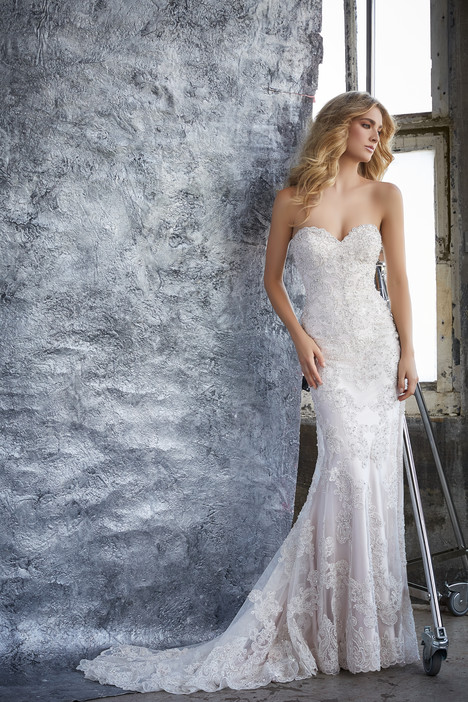 8214 Wedding                                          dress by Mori Lee: Bridal