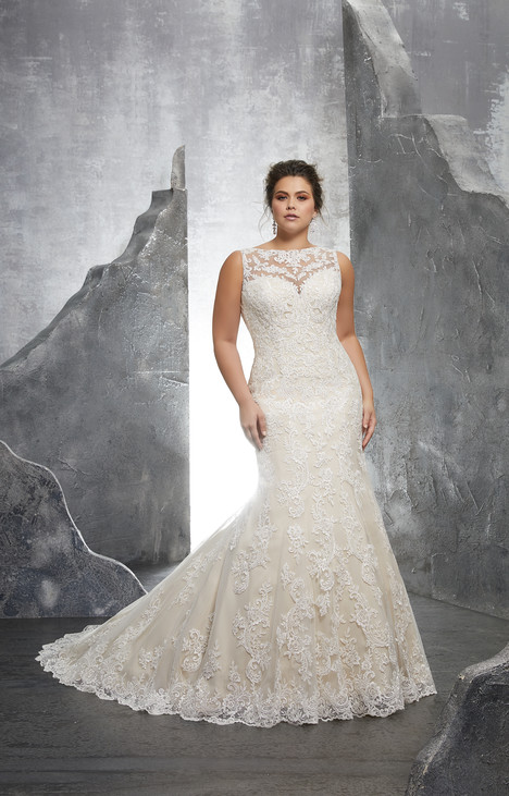 3233 Wedding                                          dress by Mori Lee: Julietta